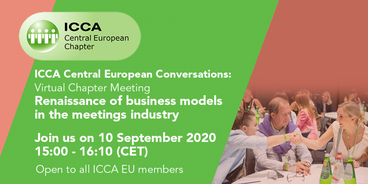 ICCA Central European Conversations: Virtual Chapter Meeting (4th Edition)